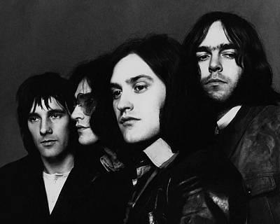 Davis Photograph - Portrait Of The Kinks by Jack Robinson