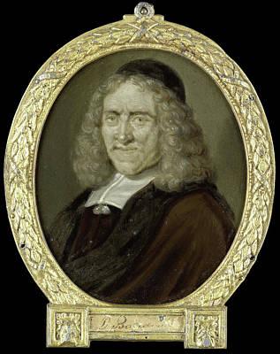 Van Halen Drawing - Portrait Of Willem Jacobsz Van Heemskerck by Litz Collection