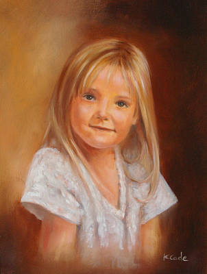 Painting - Portraits by Karen Cade