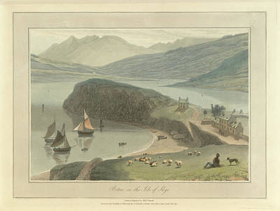 Landscape Of The Year Photograph - Portree by British Library