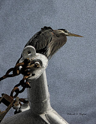 Photograph - Portside by Deborah Hughes