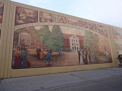 Garden Fruits - Portsmouth Area Mural by Paula Talbert
