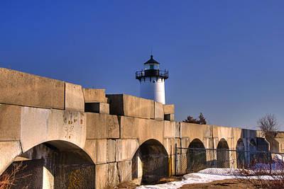Photograph - Portsmouth Harbor Light 2 by Joann Vitali