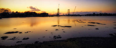 Photograph - Portsmouth Harbor by Robert Clifford