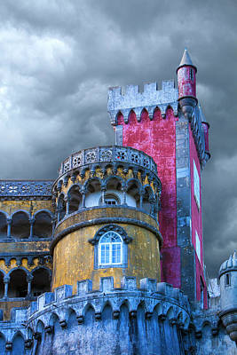 Pena Photograph - Portugal, Sintra by Jaynes Gallery