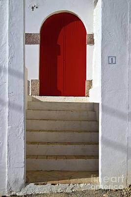 Heiko Koehrerwagner Photograph - Portuguese Entrance by Heiko Koehrer-Wagner