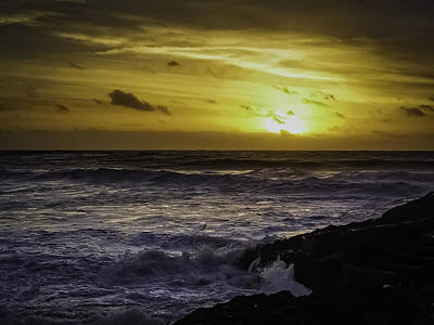 Photograph - Portuguese Sunset by Dave Hall