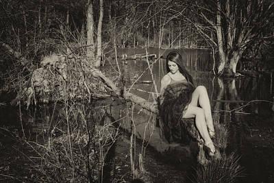 Dancer Photograph - Posed by Ryan Crane