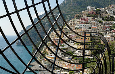 Photograph - Positano By The Sea No. 2 by Joe Bonita