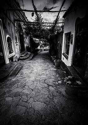 Photograph - Positano Walkway by Matthew Onheiber