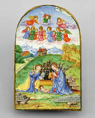 Possibly Florentine 15th Century Pax Frame Art Print