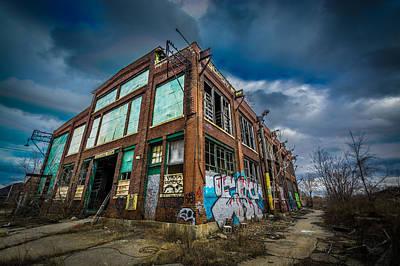 Abandonded Photograph - Post-apocalypse by Randy Scherkenbach