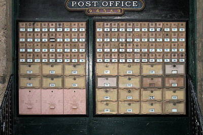 Photograph - Post Office 2 by A K Dayton