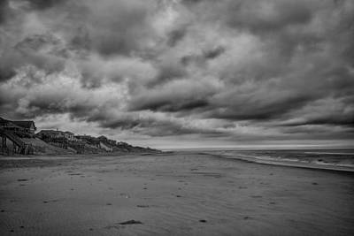 Photograph - Post-storm Clouds  by Leah Palmer