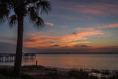 Photograph - Post Sunset Beauty by Jane Luxton