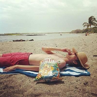 Sunny Photograph - Postcard by Courtney Jines