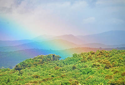 Photograph - Pot Of Gold At The End Of The Rainbow by Ankya Klay