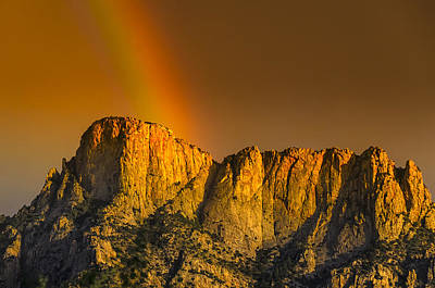 Pot Of Gold Original by Mark Myhaver