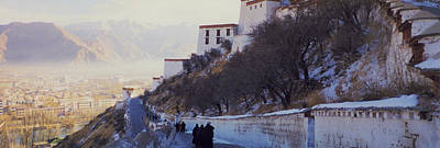 Photograph - Potala Palace 2 by First Star Art