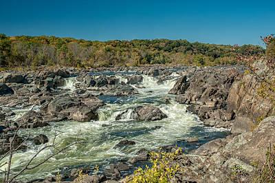 Photograph - Potomac Falls by Sara Hudock