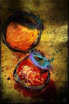 Pots Art Print by Gun Legler
