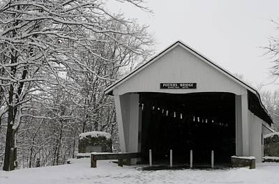 Potter's Bridge Original by Starla Shepherd