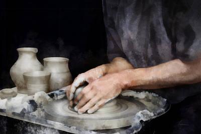 Pasta Al Dente - Potters House by Francesa Miller