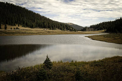Photograph - Poudre Lake by Wayne Meyer