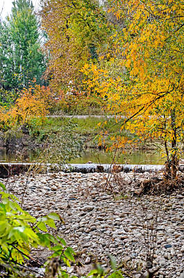 Fort Collins Photograph - Poudre River-2 by Baywest Imaging