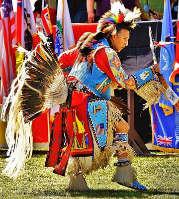 Photograph - Pow Wow by Al Fritz