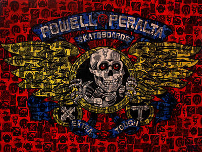 Powell Peralta Art Print