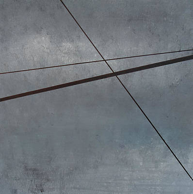 Power Lines  05 Art Print by Ronda Stephens