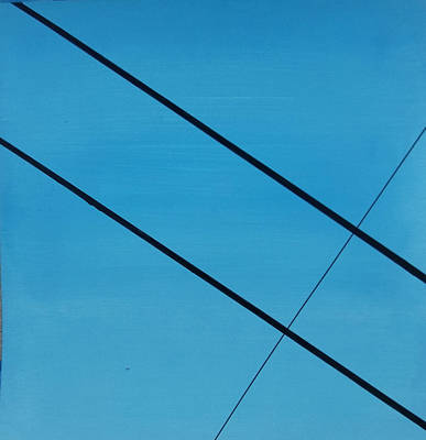 Power Lines 07 Art Print by Ronda Stephens