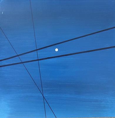 Power Lines 09 Art Print by Ronda Stephens