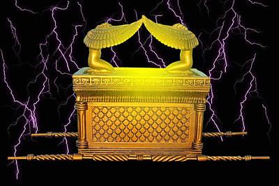 Power Of The Ark Art Print by John Swencki