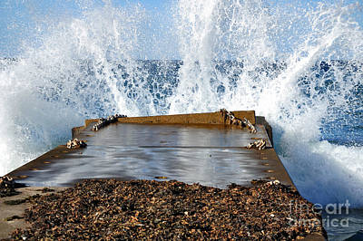 Vintage Movie Stars - Power of the Sea by Kaye Menner