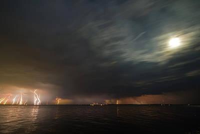 Photograph - Power Shower by Matt Molloy