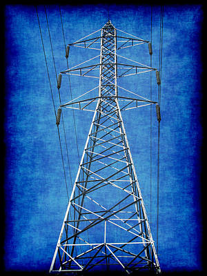 Digital Art - Power Up 1 by Wendy J St Christopher