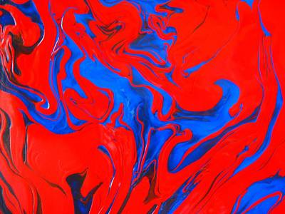 Painting - Power Within by Sharon Jones