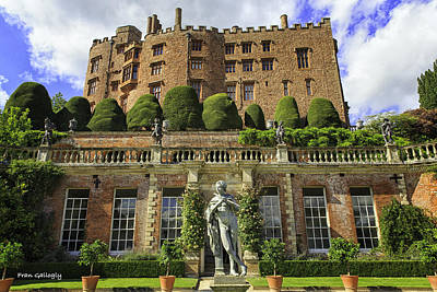 Photograph - Powis Castle by Fran Gallogly
