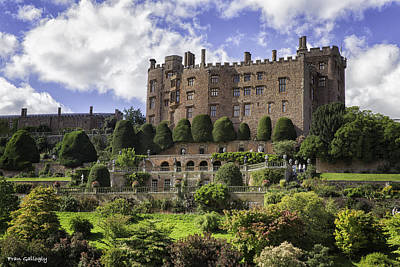 Photograph - Powis Castle Gardens by Fran Gallogly