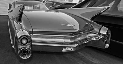 Cars Photograph - Practicality Be Damned Monochrome by Steve Harrington