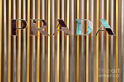 Prada Photograph - Prada 01 by Rick Piper Photography