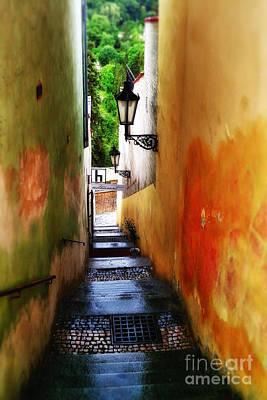Prague Photograph - Prague - Street by Justyna JBJart