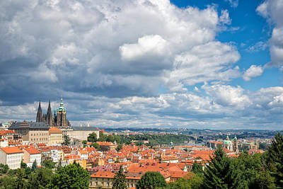 Photograph - Prague Czech Republic by Matthias Hauser