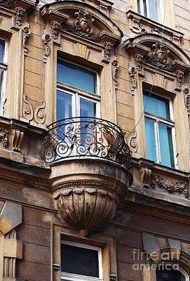 Photograph - Prague Designs by John Rizzuto