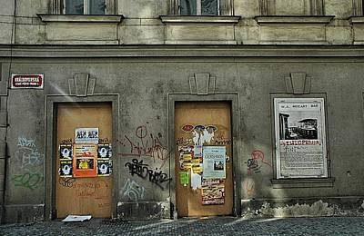 Photograph - Prague Graffiti by Steven Richman