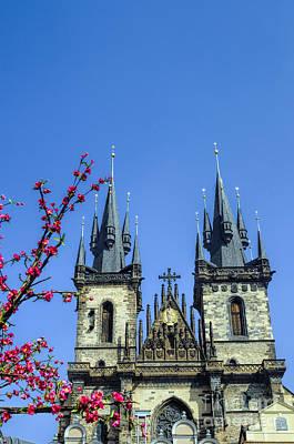 Photograph - Prague In The Spring by Brenda Kean