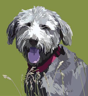 Prairie Dog Art Print