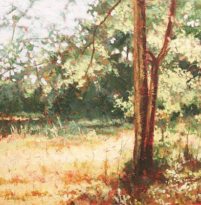 Prairie Light 2 Art Print by Carlynne Hershberger